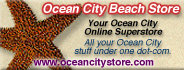 Ocean City Maryland Beach Store