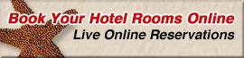 Live, Online Hotel Reservations