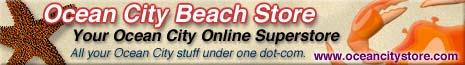 Ocean City Beach Store