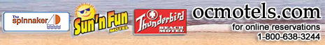 Spinnaker Motel, Thunderbird Beach Motel, Sun 'n Fun Motel